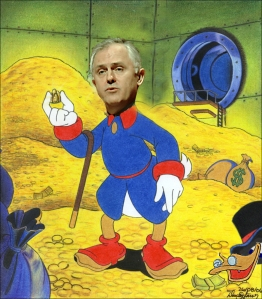 Scrooge McTurnbull