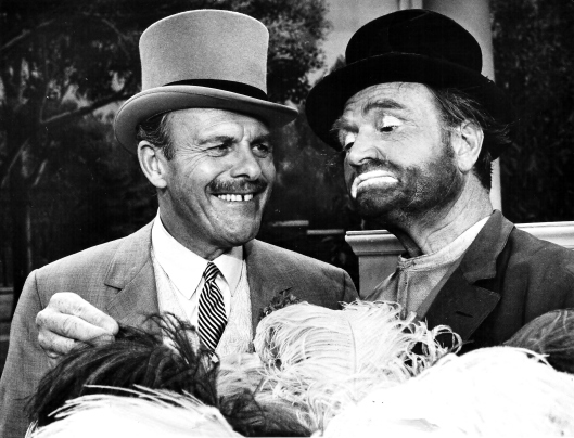 Terry-Thomas_and_Red_Skelton,_1967