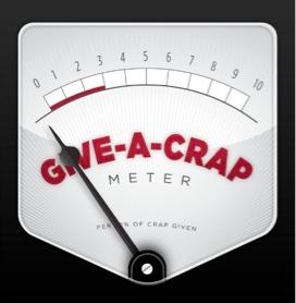 give a crap