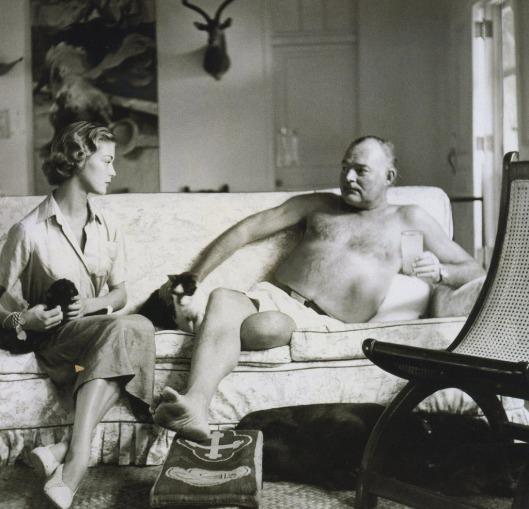 Hemingway and Jean