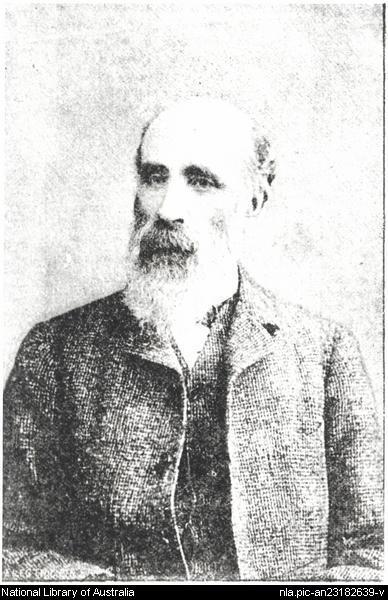 James Barnett, 1888