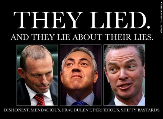 lies andd deceipt