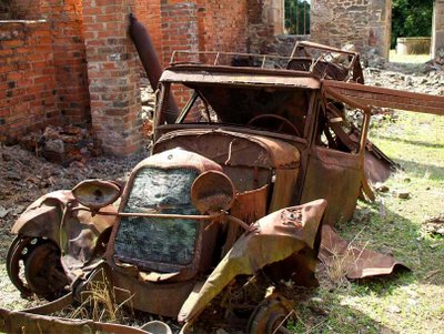 Oradour Sur Glane France abc