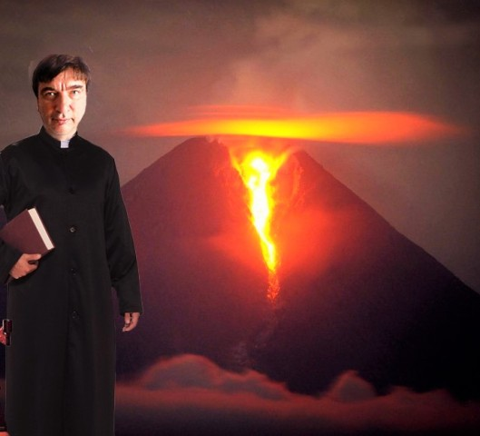 Father Sandy O'Way, Church of St Generic Brand