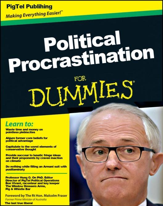 Turnbull Procrastinator