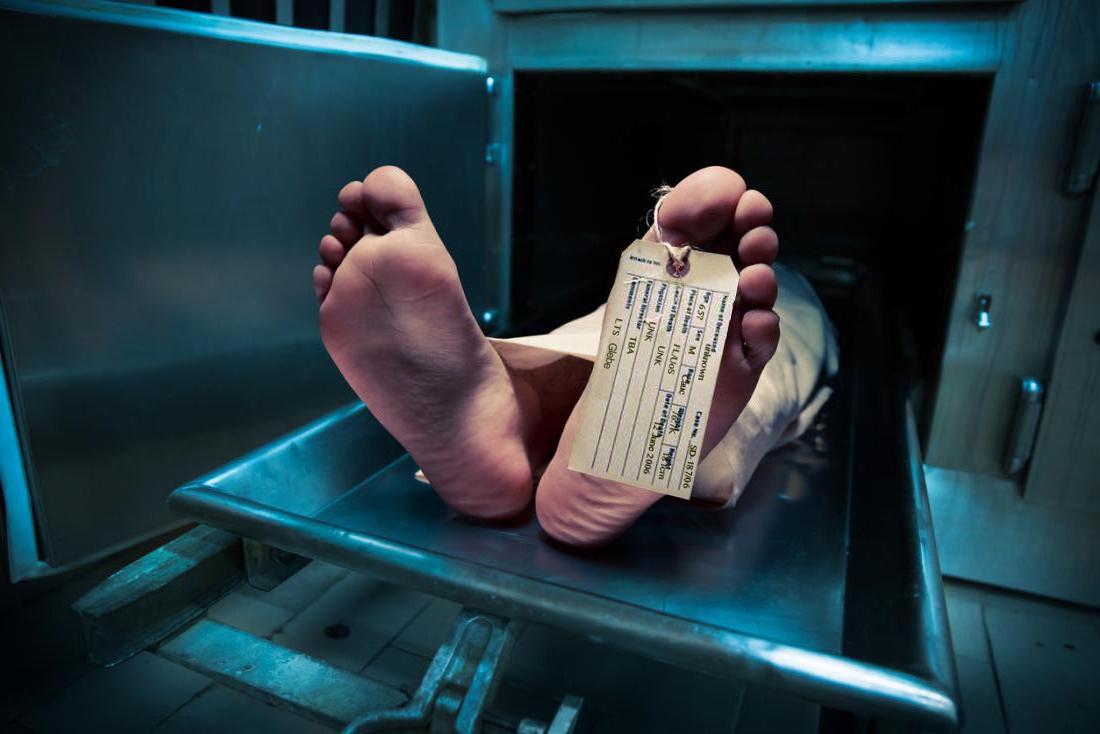 Unsub in the morgue